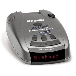 Click here for Beltronics RX65 Red Professional Series Radar/Lase... prices