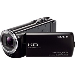 Sony HDR-CX380/B 16GB Full HD Flash Memory Camcorder