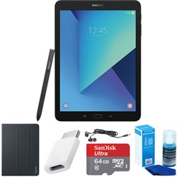 Samsung Galaxy Tab S3 9.7 Inch Tablet with S Pen - Black ...