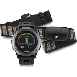 Garmin fenix 3 Multisport Training GPS Watch with Heart R...