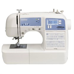 Brother 100-Stitch Computerized Sewing Machine - XR9500PRW