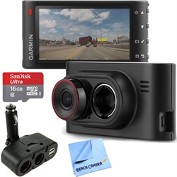 Garmin Dash Cam 35 Standalone HD Driving Recorder with GP...