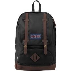 JanSport Cortlandt Backpack - Black (T52R)