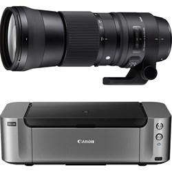 Sigma 150-600mm F5-6.3 DG OS HSM Contemporary Zoom Lens f...