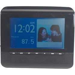 KJB Security SleuthGear Covert Digital Picture Frame Color