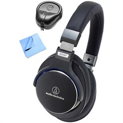 Audio-Technica SR7 SonicPro Over-Ear High-Res Headphones w/
