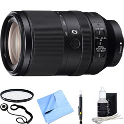 Sony FE 70-300mm F4.5-5.6 G OSS Full-frame E-Mount Lens S...