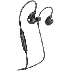 MEElectronics X7 Plus Stereo Bluetooth Wireless Sports In-Ear HD Headphones w/ Memory Wire