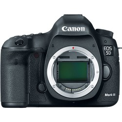 Canon EOS 5D Mark III 22.3 MP Full Frame CMOS Digital SLR Camera (Body) - PRICE AFTER $200.00 REBATE