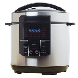 Click here for Brentwood Electric Pressure Cooker 6qt prices