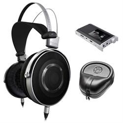 Pioneer Aluminum Diaphragm Hi-Res Stereo Headphones w/ Te...