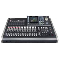 TASCAM 24-Track Portable Recording Studio w/ 8-Track Simu...