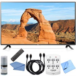LG 55LF6000 - 55-inch Full HD 1080p 120Hz LED HDTV Hook-Up Bundle