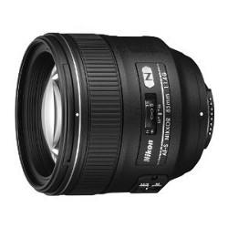 Nikon 2195 - 85mm f/1.4G AF-S NIKKOR Lens for Nikon FX-fo...