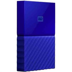 Western Digital WD 3TB My Passport Portable Hard Drive - ...