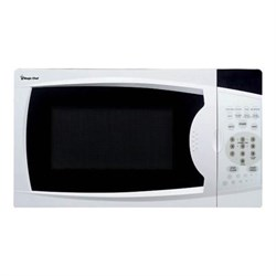 Click here for Magic Chef 0.7 Cu. Ft. Microwave Oven in White wit... prices