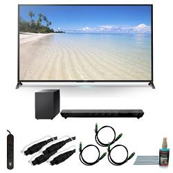 Sony KDL70W850B - 70-Inch 1080p 120Hz Smart 3D LED HDTV Motionflow XR 480 Wifi Bundle