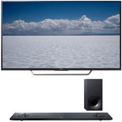 "Sony XBR-65X750D - 65"" Class 4K Ultra HD TV with Sony HT-..."