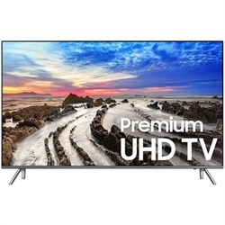 "Samsung 82MU8000 82"" 4K Smart LED TV"