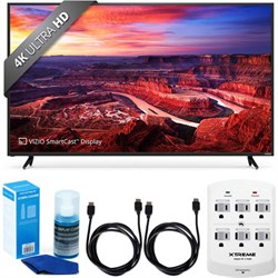 "Vizio E60-E3 SmartCast 60"""" Ultra HD Home Theater Display TV w/ Accessory Bundle"" E2VOE60E3"