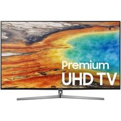 "Samsung UN75MU9000FXZA 74.5"" 4K Ultra HD Smart LED TV (20..."