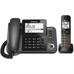 Click here for Panasonic Corded Phone and Answering Machine with... prices