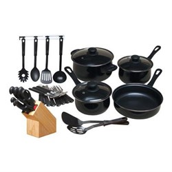 Click here for Gibson GH 32PC Nonstick CookwreSt Blk prices