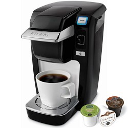 Keurig K10 Mini Plus with 6-ct Variety Pack - Black KEURIG57084