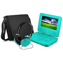 Click here for Ematic 7 DVD Player Bundle Teal prices