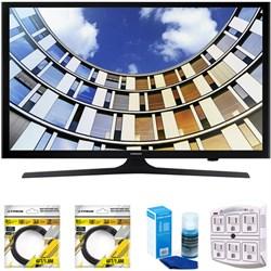 "Samsung Flat 40"" LED 1920x1080p 5 Series Smart TV 2017 Mo..."
