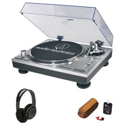 Audio-Technica Professional Stereo Turntable + Bluetooth ...