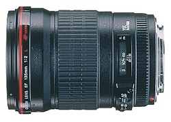 Canon 135mm f/2.0L USM Telephoto Lens