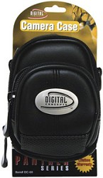 Sakar Ultra-Compact Carrying Case for Digital Cameras DC-60 (Black) SAKDC60