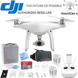 DJI Phantom 4 Quadcopter Drone FPV Virtual Reality Experi...