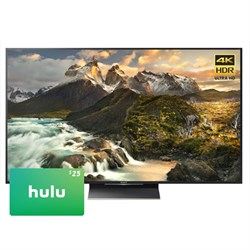 """Sony XBR-65Z9D 65"""" 4K Ultra HD LED TV with 1 Free Month o..."""