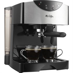 Click here for Mr. Coffee Pump Espresso Maker in Black - ECMP50-R... prices