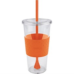 Copco Eco First Tumbler 24 Ounce Togo Cup Mug - Orange (2510-9979) CPC25109979