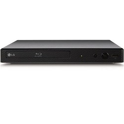 LG Blu-ray Disc Player with Streaming Services - BP255 LGBP255