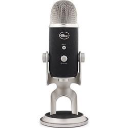 Blue Mics Yeti Pro USB Condenser Microphone, Multipattern