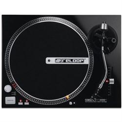 Reloop RP-2000-M DJ Turntable with Quartz Driven Direct D...
