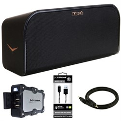 Klipsch KMC3 Wireless Music System with Bluetooth Black w...