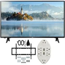 LG 43 inch Full HD 1080p LED TV 2017 Model 43LJ5000 with ...