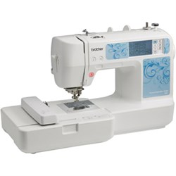 Brother Computerized Embroidery Machine - HE1