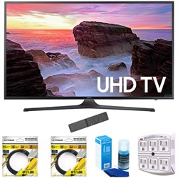 "Samsung 65"" 4K Ultra HD Smart LED TV 2017 Model with Clea..."