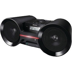 Sony ZSBTY50 Wireless Bluetooth Boombox With NFC