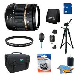 Tamron 18-270mm f/3.5-6.3 Di II VC PZD Aspherical Lens Pro Kit for Sony DSLR - PRICE AFTER $50.00 REBATE