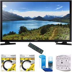 Samsung 32-Inch 720p LED TV 2015 Model UN32J4000 with Cle...