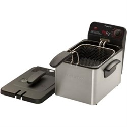 Click here for Presto ProFry Deep Fryer in Stainless Steel - 0546... prices