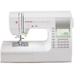 SINGER SEWING CO. 9960 Quantum Stylist 600-Stitch Compute...