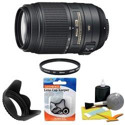 Nikon AF-S DX NIKKOR 55-300mm f/4.5-5.6G ED VR Lens 2197 ...